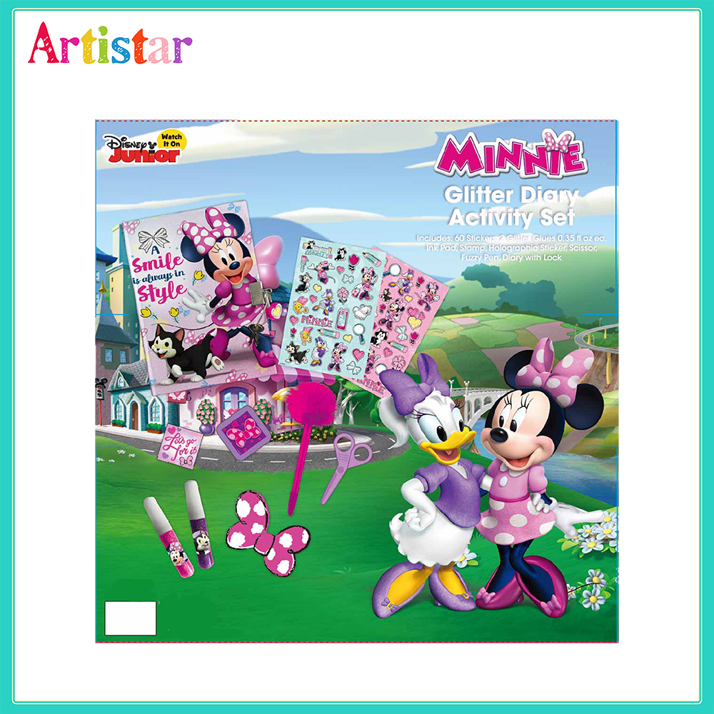 Disney Minnie Mouse Deluxe Set