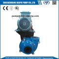 1.5X1 slurry pump with rubber liners