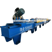 Automatic PU Roller Shutter Door Frame Machine