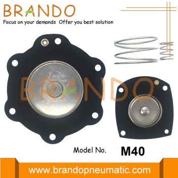 M40 Diaphragm Repair Kit For 1.5'' Turbo Valve