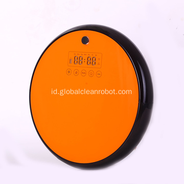 LED Screen House-cleaning Vacuum Robot