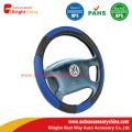 Universal Car Steering Wheel Black And Blue