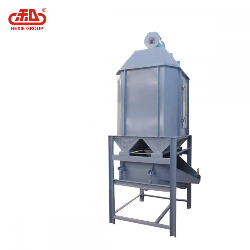 Cooling and Screening Machine