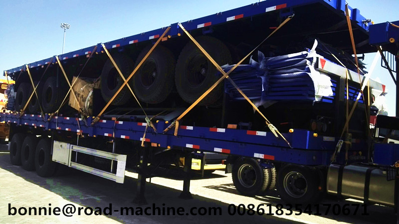 20ft Container Chassis/Container Semitrailer