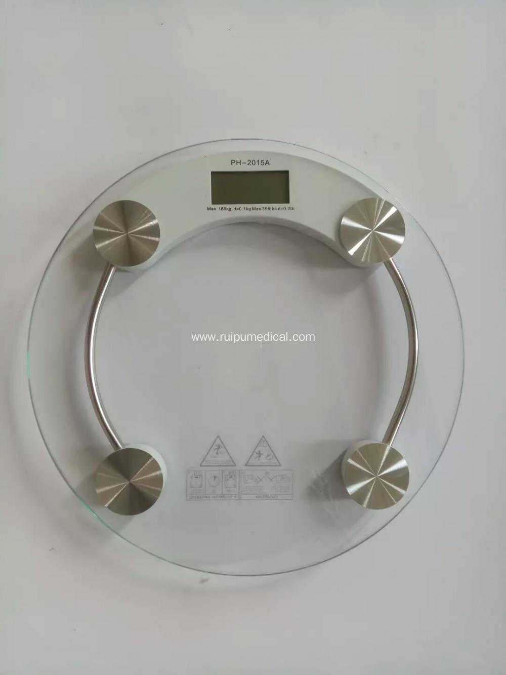 ELECTRIC BATHROOM SCALE