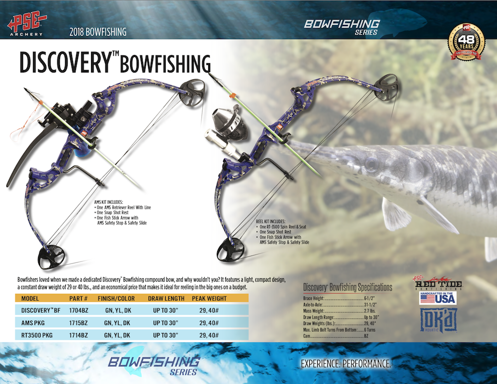 Discovery Bowfishing