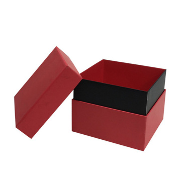 Wholesale Paper Materials Watch Gift box with Lid