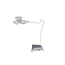 movable led surgical lights for deep operation