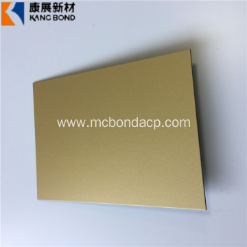 External Wall Cladding ACP Panel for Decoration