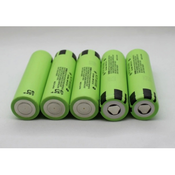 18650 Battery Panasonic NCR18650BE 3200mAh 3.63A Discharge