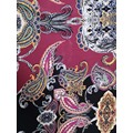 Pasiley Rayon Twill 3024S Printing Woven Fabric