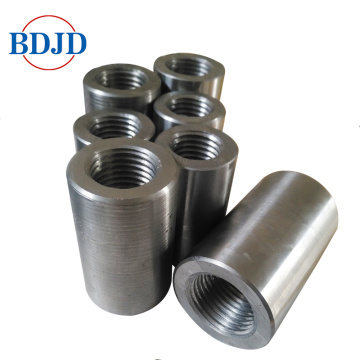 high quality 32mm steel rebar coupler price