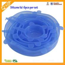 Ordinary Discount for Super Stretch Lids,Kitchen Silicone Stretch Lids,Silicone Cup Lid Wholesale From China Flexible Silicone Sealing Cover Lid supply to Poland Exporter
