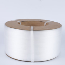 China for Woven Pp Strap Clear Plastic Strapping Roll 1/2 inch export to Latvia Importers