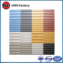 Exterior floor tiles tactile paving non slip
