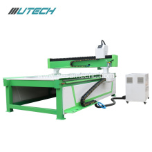 High Quality Industrial Factory for 3D Cnc Router With Ccd 3d wood cnc router machine with CCD camera export to Hungary Exporter
