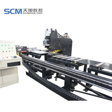 CNC Hydraulic Punching Machine for Plates