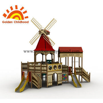 Custom Park Playground Equipment For Sale