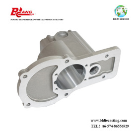 High Precision Machining Actuator Housing