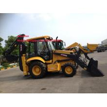 XCMG XT876 9 ton Backhoe Loader