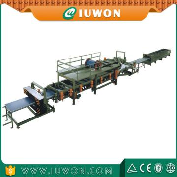 China for EPS Sandwich Panel Machine Iuwon EPS Sandwich Wall Panel Roll Making Machine supply to Guatemala Exporter