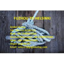 High Efficiency Factory for Sea Freight To Mediterranean Fujian Fuzhou Sea Freight to Finland Helsinki export to India Suppliers