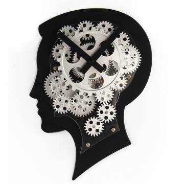 Best Brain Gear Hanging Clock