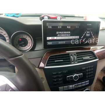 "Carsara 10.25 ""Android Car DVD Don Mercedes C W204"