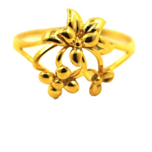 High quality factory for China K Gold Ring,18 K Gold Ring,Yellow Gold Ring Supplier Bouquet K Gold Ring export to Papua New Guinea Suppliers