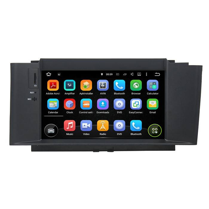 car navi for citroen c4l