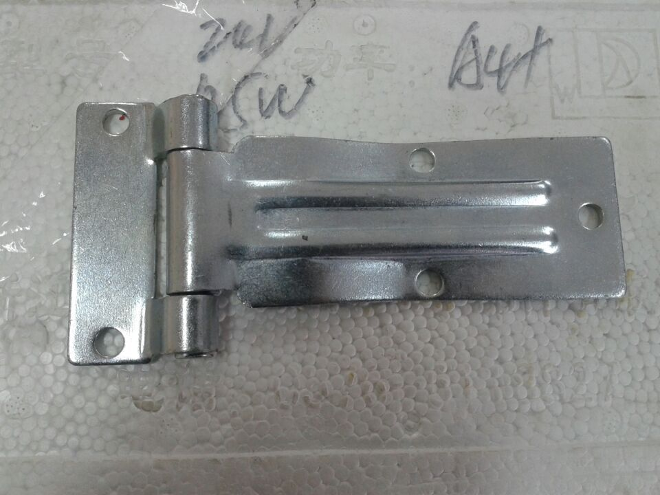 Heavy Duty Strap Hinges