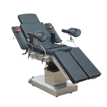 Stainless Steel Sliding Function Electric Operating Table