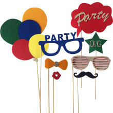 Professional for China Birthday Party Supplies,Birthday Party Themes,Birthday Decoration Items Manufacturer Happy birthday Photo Booth Props Kit export to Japan Manufacturers