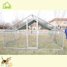 Cheap Large Outdoor Galvanized Chicken Coop Runs