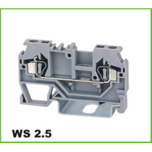Din-Rail Spring Terminal Block 2.5mm2