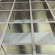 China for Stainless Steel Floor Grating Stainless Construction  Plug Steel Grating Steel Grid export to Guinea Factory