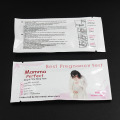 One step HCG pregnancy test strip kit