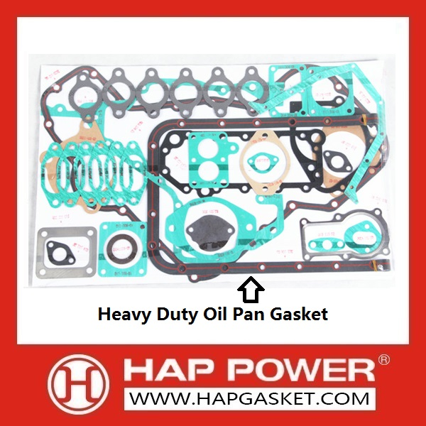 Heavy Duty Oil Pan Gaskets