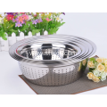 High Quality Stainless Steel Rice Sieve