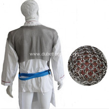 Interlocking Stainless Steel Rings Aprons