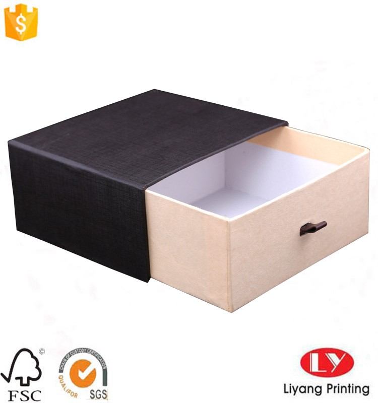 sliding jewelry box