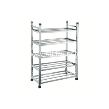 Multi-function Stainless Steel Square Pipe Storage Rack