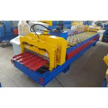 Corrugated Steel Roofing Cold Form Roll Machine
