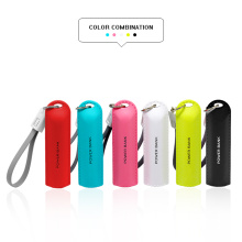 keychain power bank with cable 2600mah 2200mah 2000mah