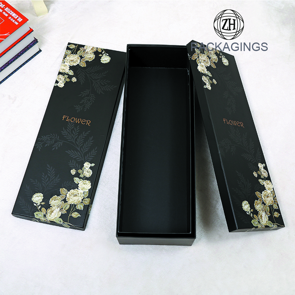 UV Process Flower Gift Boxes Packaging