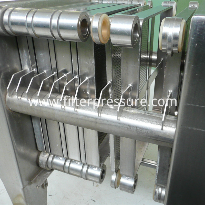 Stainless Filter Press Part