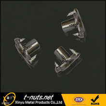 Big discounting for Pronged Tee Nut Stainless steel stamped Hopper Feed T Nuts supply to Cape Verde Manufacturer