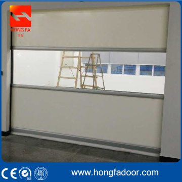 Automatic Dust Isolation Commercial High Speed Door