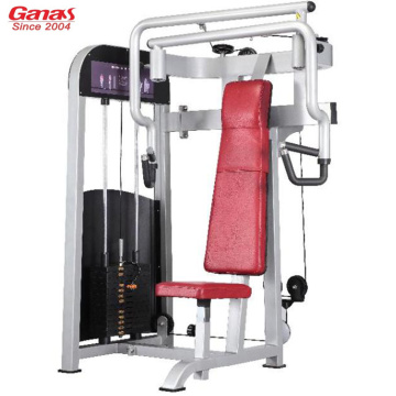 High reputation for Gym Fitness Equipment New Gym Exercise Machine Seated Chest Press supply to United States Factories