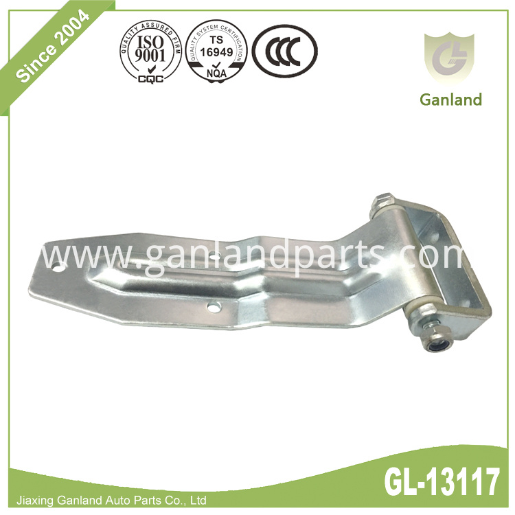 Zinc Plated Door Hinge GL-13117